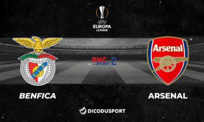 Football - Ligue Europa notre pronostic pour Benfica - Arsenal