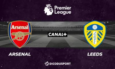 Football - Premier League notre pronostic pour Arsenal - Leeds