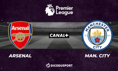 Football - Premier League notre pronostic pour Arsenal - Manchester City