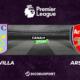 Football - Premier League notre pronostic pour Aston Villa - Arsenal