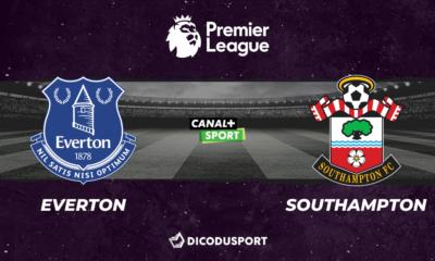 Football - Premier League notre pronostic pour Everton - Southampton