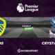Football - Premier League notre pronostic pour Leeds - Crystal Palace
