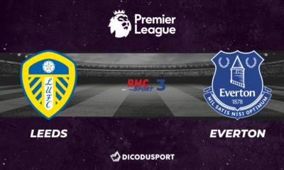 Football - Premier League notre pronostic pour Leeds - Everton