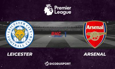 Football - Premier League notre pronostic pour Leicester - Arsenal