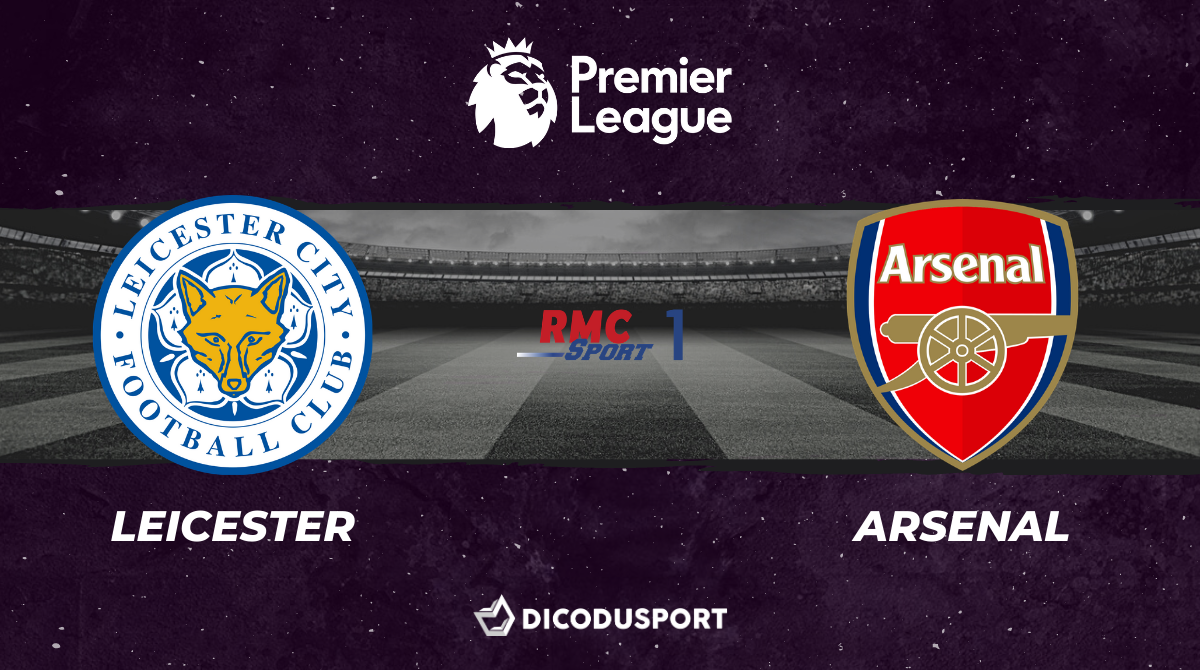 Football - Premier League notre pronostic pour Leicester - Arsenal
