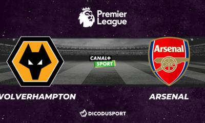 Football - Premier League notre pronostic pour Wolverhampton - Arsenal