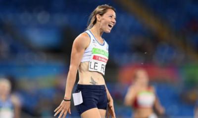 Handisport - Marie-Amélie Le Fur bat le record du monde du saut en longueur