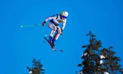 Mondiaux de skicross - Alizée Baron de nouveau en bronze