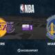 NBA notre pronostic pour Los Angeles Lakers - Golden State Warriors