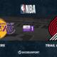 NBA notre pronostic pour Los Angeles Lakers - Portland Trail Blazers