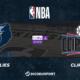 NBA notre pronostic pour Memphis Grizzlies - Los Angeles Clippers