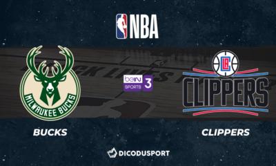 NBA notre pronostic pour Milwaukee Bucks - Los Angeles Clippers