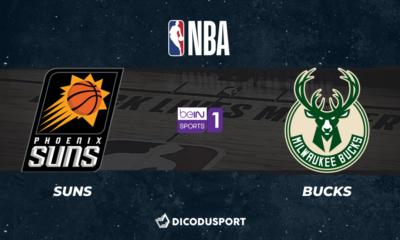 NBA notre pronostic pour Phoenix Suns - Milwaukee Bucks