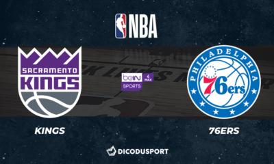 NBA notre pronostic pour Sacramento Kings - Philadelphia 76ers
