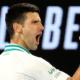 Novak Djokovic étrille Daniil Medvedev et remporte son 9ème Open d'Australie