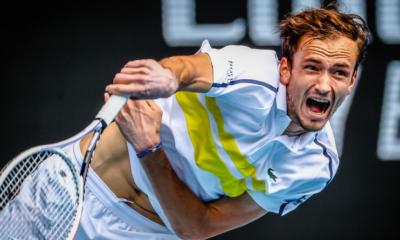 Classement ATP : Medvedev nouveau dauphin de Djokovic