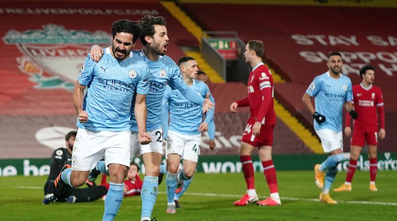 Premier League - City anéantit les espoirs de titre de Liverpool