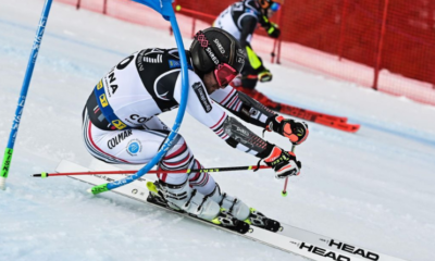 Ski - Cortina d'Ampezzo - Mathieu Faivre champion du monde en slalom parallèle, Worley en bronze