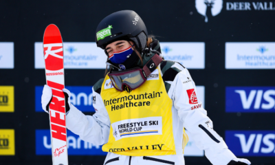 Ski de bosses: Perrine Laffont s'adjuge un 4ème globe consécutif