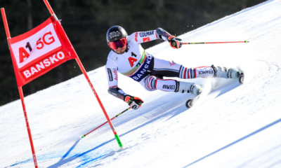 Slalom géant de Bansko : Mathieu Faivre deuxième derrière Filip Zubcic