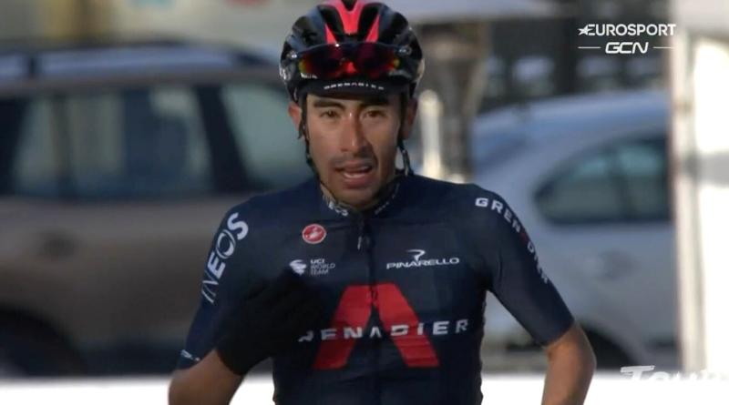 Tour de La Provence - Ivan Sosa fait coup double sur la 3ème étape devant Bernal et Alaphilippe