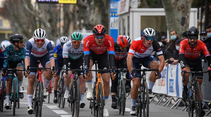 Tour de La Provence - Phil Bauhaus remporte la 4ème étape, Ivan Sosa sacré