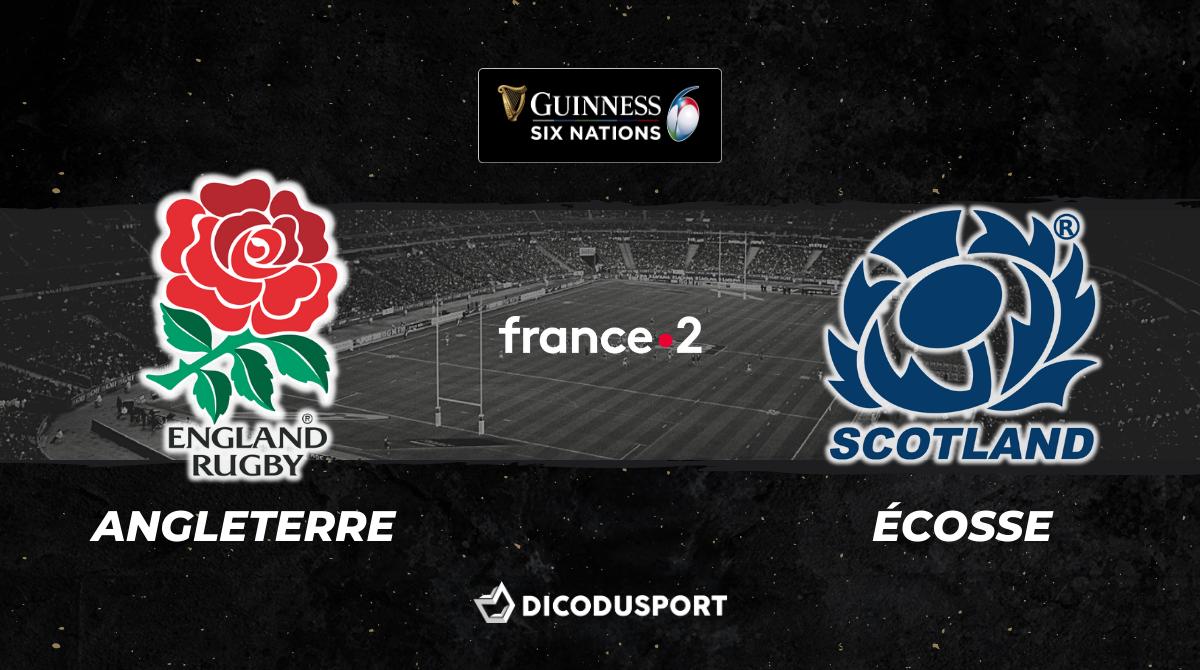 Tournoi des 6 Nations 2021 - Notre pronostic pour Angleterre - Écosse