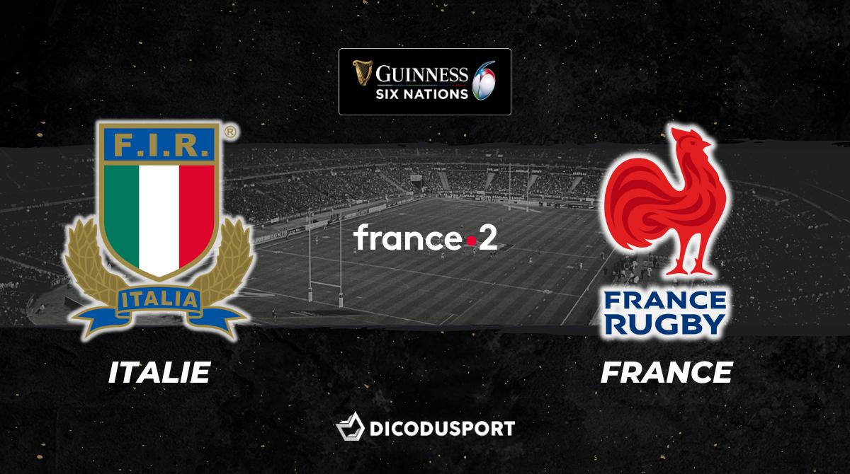 Tournoi des 6 Nations 2021 - Notre pronostic pour Italie - France