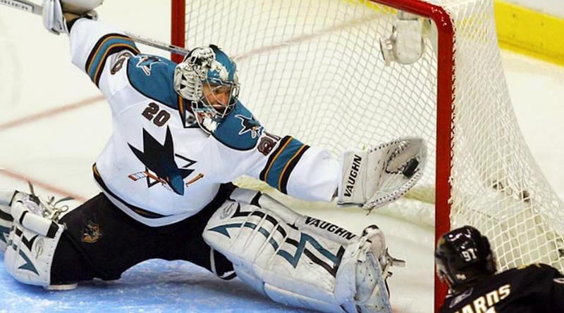 10 mars 2006 : Evgeni Nabokov dans l'histoire du hockey