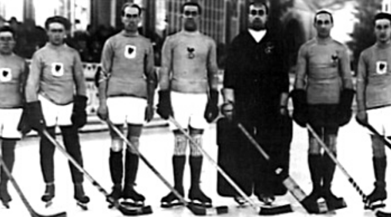 17 mars 1924 - La France championne d'Europe de hockey sur glace