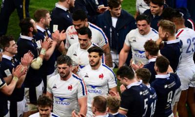 6 Nations 2021 - Audience record pour le XV de France