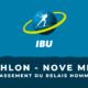 Biathlon - Nove Mesto : le classement du relais hommes
