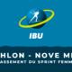 Biathlon - Nove Mesto - Le classement du sprint femmes