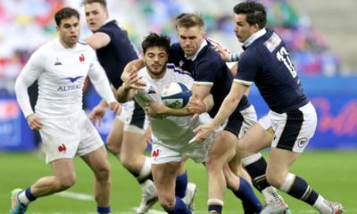 Bleus - Les notes du XV de France face à l'Écosse
