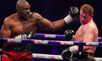 Boxe poids lourds - Dillian Whyte prend sa revanche contre Aleksandr Povetkin
