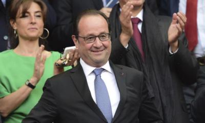 Comment François Hollande a sauvé le RC Lens
