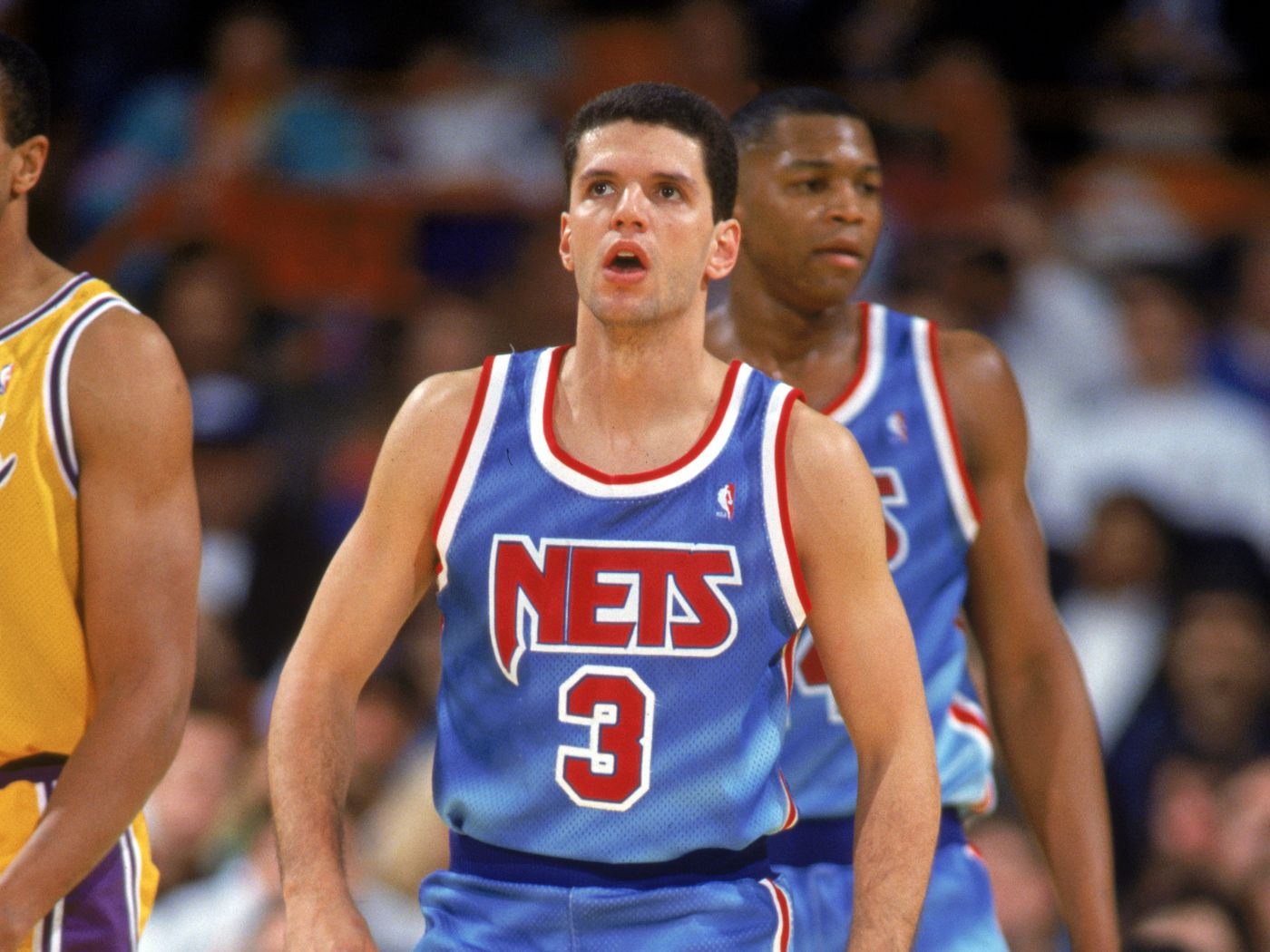 Drazen Petrovic - Photo Getty Images