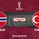 Football – Q. Coupe du monde notre pronostic pour Norvège - Turquie