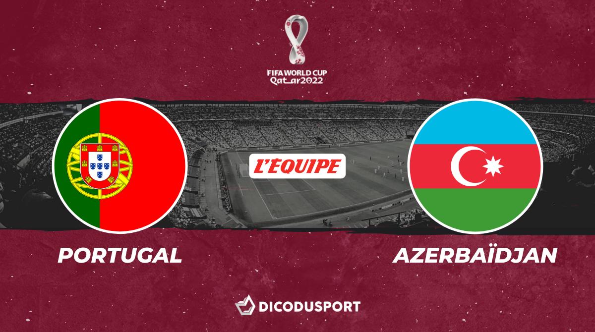 Football – Q. Coupe du monde notre pronostic pour Portugal - Azerbaïdjan