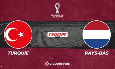 Football – Q. Coupe du monde notre pronostic pour Turquie - Pays-Bas