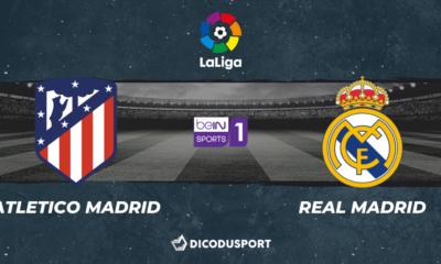 Football - Liga notre pronostic pour Atletico Madrid - Real Madrid