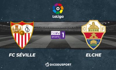 Football - Liga notre pronostic pour FC Séville - Elche
