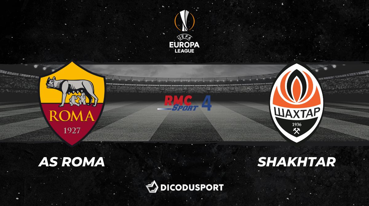 Football - Ligue Europa notre pronostic pour AS Rome - Shakhtar Donetsk