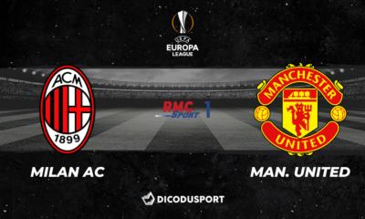 Football - Ligue Europa notre pronostic pour Milan AC - Manchester United