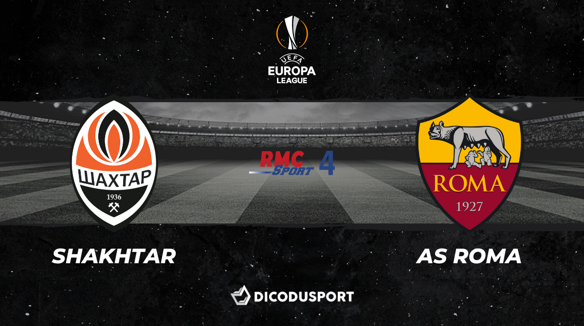 Football - Ligue Europa notre pronostic pour Shakhtar Donetsk - AS Rome