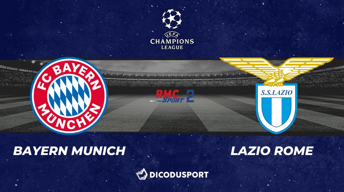 Football - Ligue des Champions notre pronostic pour Bayern Munich - Lazio Rome