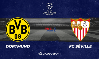 Football - Ligue des Champions notre pronostic pour Borussia Dortmund - FC Séville