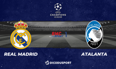 Football - Ligue des Champions notre pronostic pour Real Madrid - Atalanta Bergame