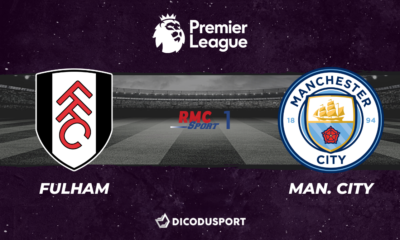 Football - Premier League notre pronostic pour Fulham - Manchester City