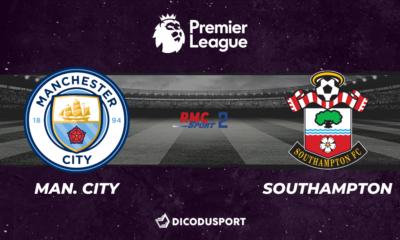 Football - Premier League notre pronostic pour Manchester City - Southampton